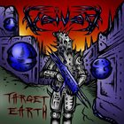 VOIVOD Target Earth album cover