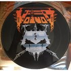 VOIVOD Thrashing Rage album cover