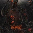 VOMIT REMNANTS Hyper Groove Brutality album cover