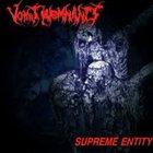 VOMIT REMNANTS Supreme Entity album cover