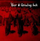 VUUR Vuur / Grinding Halt album cover