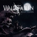 WALL OF THE FALLEN Red Tides album cover