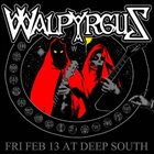 WALPYRGUS Live at Deep South album cover