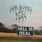 WAR AGAINST THE SUN Hell Is Real album cover