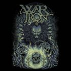 WAR IRON Of Prophecy And Alchemy album cover