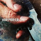 WAR PRAYER Misguided album cover