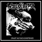 WARCOLLAPSE Crust As Fuck Existence album cover