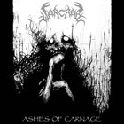 WARCRAB Ashes Of Carnage album cover
