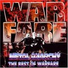 WARFARE Metal Anarchy: The Best of Warfare album cover