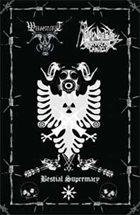 WARGOATCULT Bestial Supremacy album cover