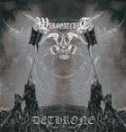 WARGOATCULT Dethrone album cover