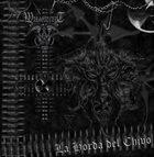 WARGOATCULT La Horda del Chivo album cover