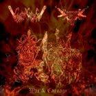 WARGOATCULT War & Carnage album cover