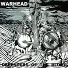 WARHEAD Defenders of the Blood album cover