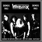WARLOCK 1983 Demo album cover