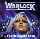 WARLOCK Earthshaker Rock album cover