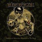 WAR//PLAGUE Smolder / Malevolent Winds (from the West) album cover