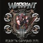 WARRANT Ready to Command 2010 album cover