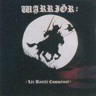 WARRIOR (CHESTERFIELD) Let Battle Commence album cover
