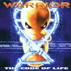 WARRIOR The Code of Life album cover