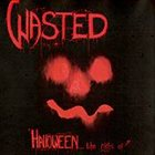 WASTED Halloween... the Night of album cover