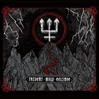 WATAIN Trident Wolf Eclipse album cover