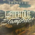 WATCH OUT STAMPEDE Reacher album cover