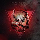 WE ARE CHAPTERS Welcome To The Darkness album cover