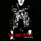 WE ARE IDOLS Junk Is King album cover