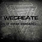 WECREATE Of Human Boundaries album cover