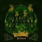 WEEDSNAKE Reburn album cover