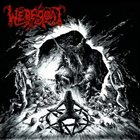 WEREGOAT Unholy Exaltation of Fullmoon Perversity album cover