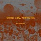 WHAT MAD UNIVERSE Aldebaran album cover