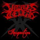 WHATDRIVESTHEWEAK Iniquities album cover