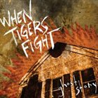 WHEN TIGERS FIGHT Ghost Stories album cover