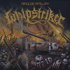 WHIPSTRIKER Merciless Artillery album cover