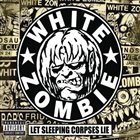 WHITE ZOMBIE Let Sleeping Corpses Lie album cover