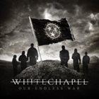WHITECHAPEL Our Endless War album cover