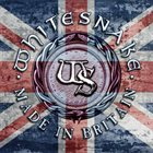 WHITESNAKE Made In Britain / The World Record album cover
