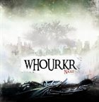 WHOURKR Naät album cover