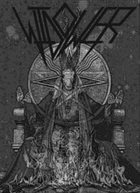 WIDOWER The Execration album cover