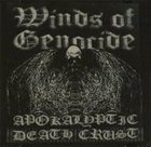 WINDS OF GENOCIDE Apokalyptic Death Crust album cover