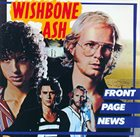 WISHBONE ASH Front Page News album cover