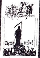 WITCHMASTER Thrash Or Die! album cover