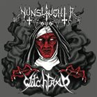 WITCHTRAP Nunslaughter / Witchtrap album cover