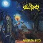WITCHTRAP Sorceress Bitch album cover