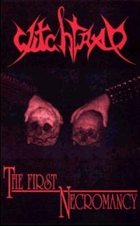 WITCHTRAP The First Necromancy album cover