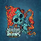 WITHIN THE RUINS Halfway Human album cover