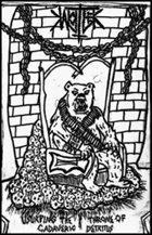 WOJTEK Usurping The Throne Of Cadaveric Detritus album cover