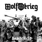 WOLFKRIEG Battlefield album cover